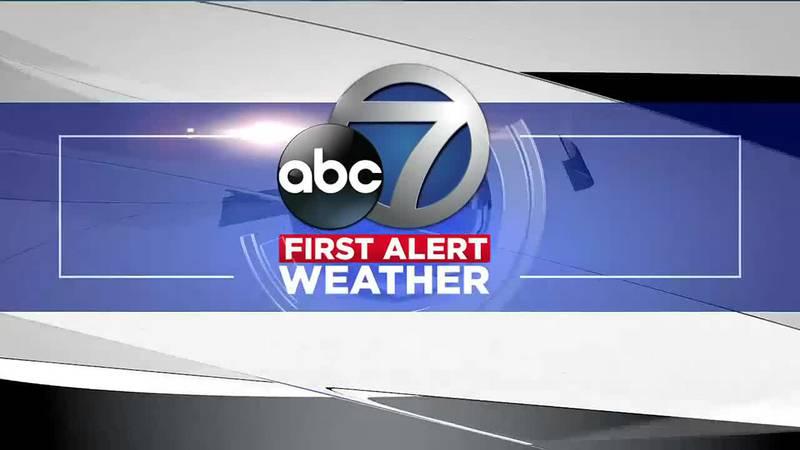 WWSB ABC7 6 p.m. First Alert Weather Monday 10/18/2021