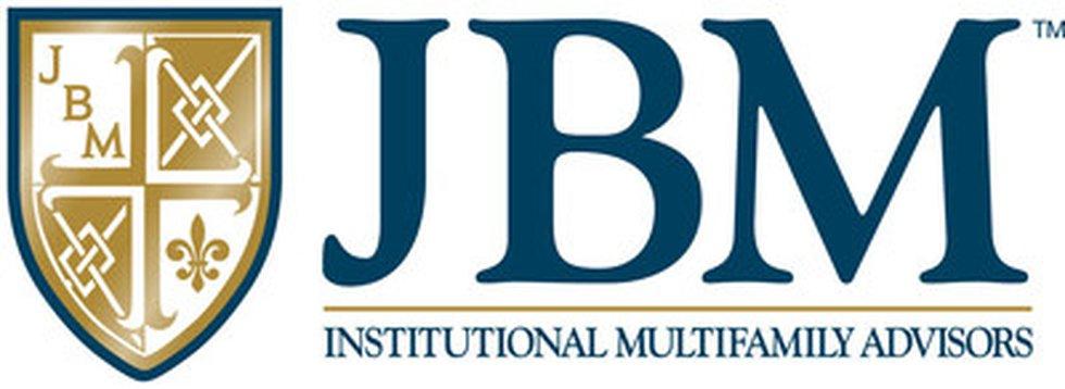JBM Institutional Multifamily Advisors (PRNewsfoto/JBM Institutional Multifamily Advisors)