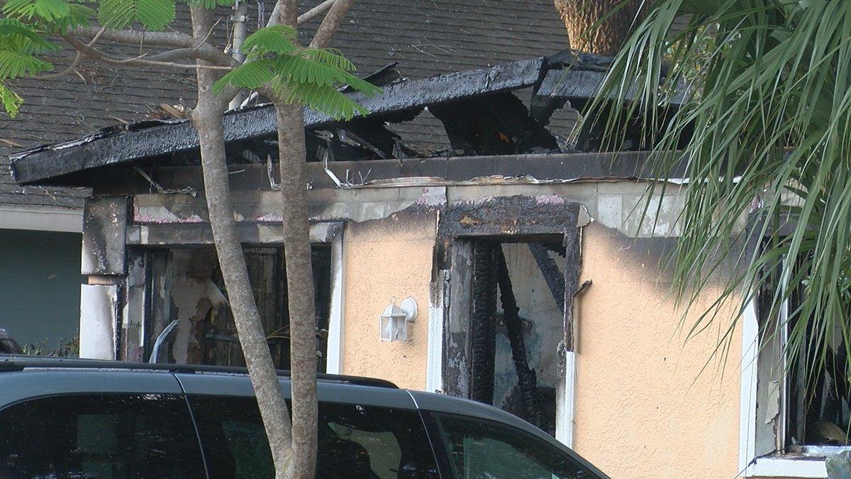 BRadenton Home Explosion
