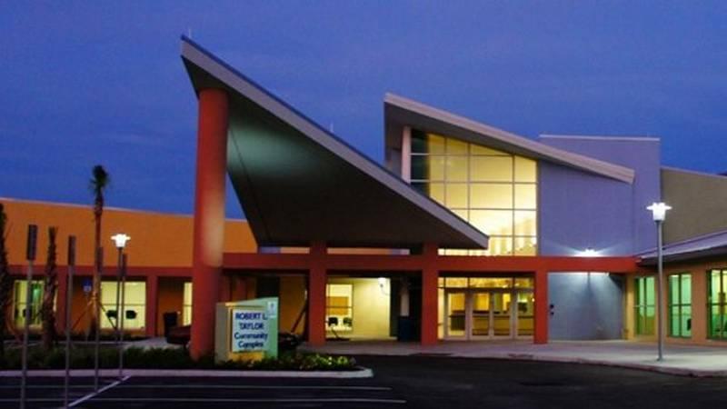Robert L. Taylor Community Complex in Sarasota, FL