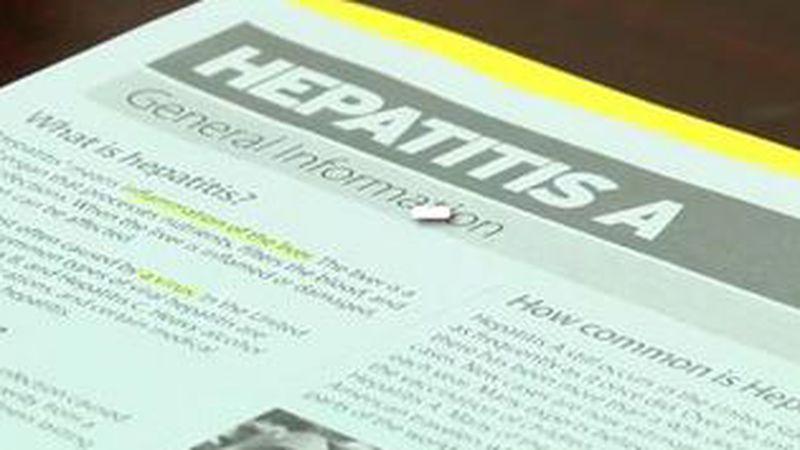 Hepatitis A cases