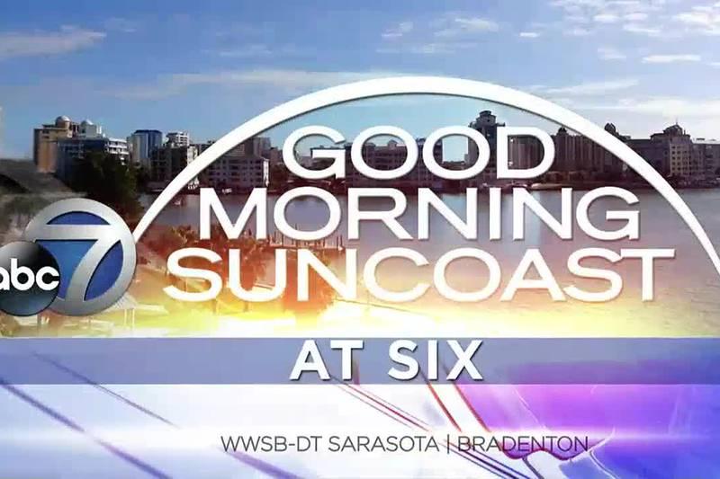 WWSB ABC7 Good Morning Suncoast 6am Tuesday October 26