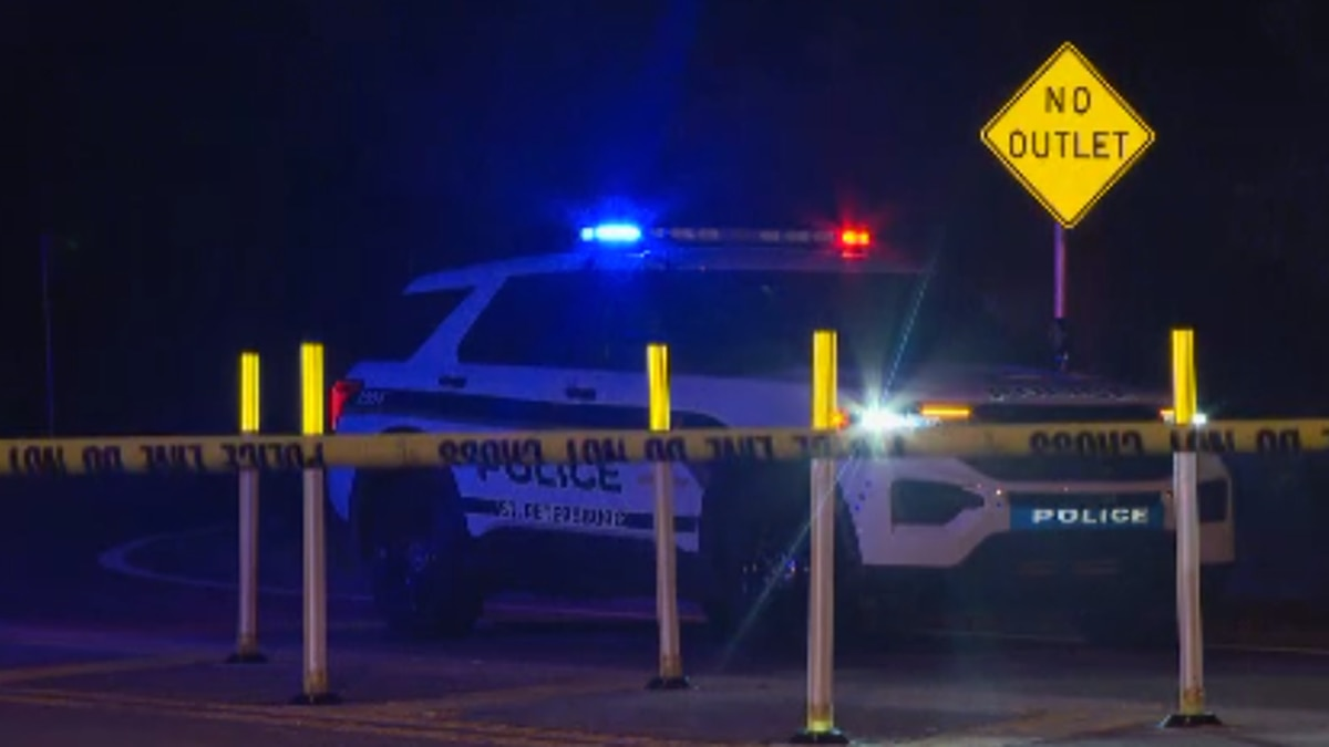 St. Petersburg Police are at the Sunshine Skyway Bridge Thursday after a body was found near...