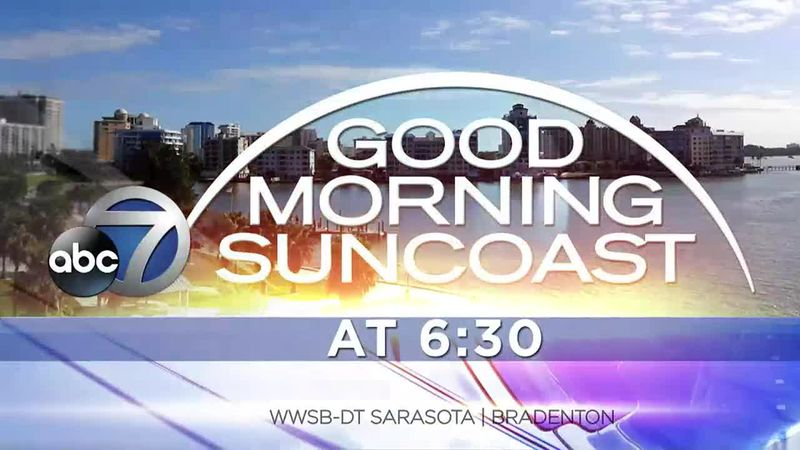 WWSB Good Morning Suncoast 6:30am Wednesday June 16