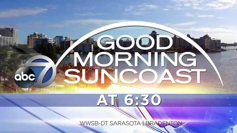 WWSB ABC7 Good Morning Suncoast 6:30am -Tuesday September 14