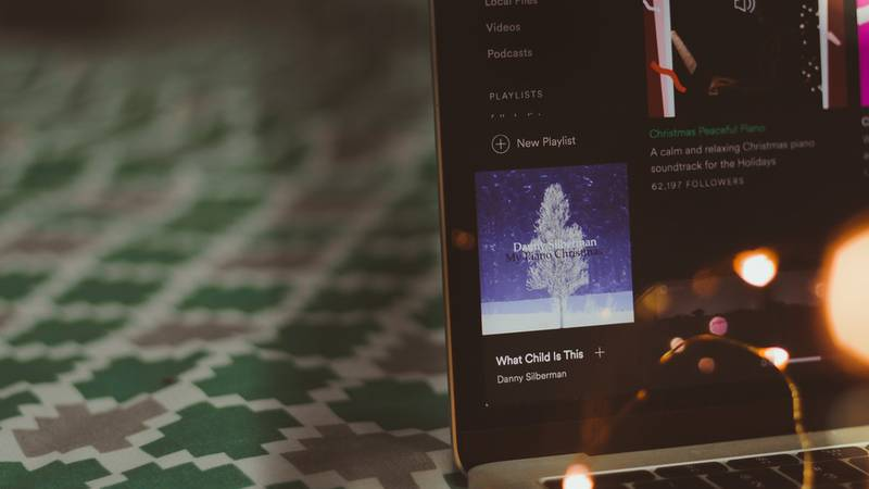 Many say it is too early for Christmas music, but others are ready to bring on the holiday cheer!