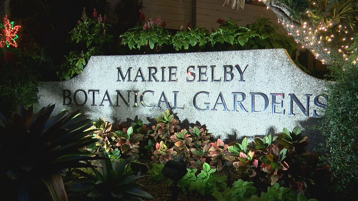 Selby Gardens planning on revising their master plan.
