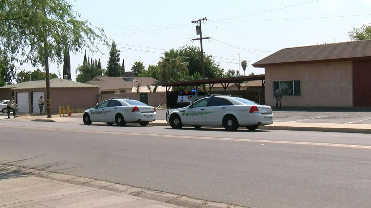 A Kern County sheriff's deputy was killed in a standoff in Wasco, California, on Sunday...