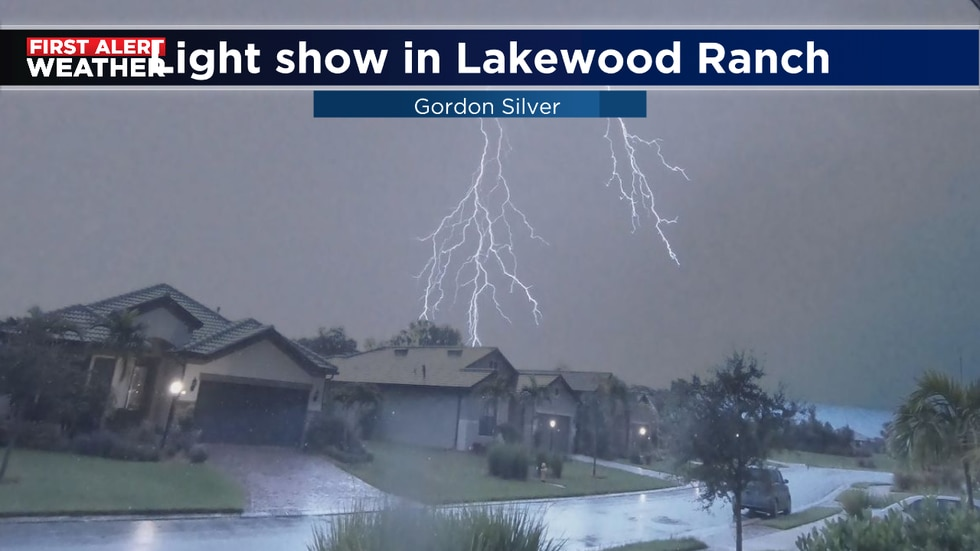 Lightning at Lakewood Ranch