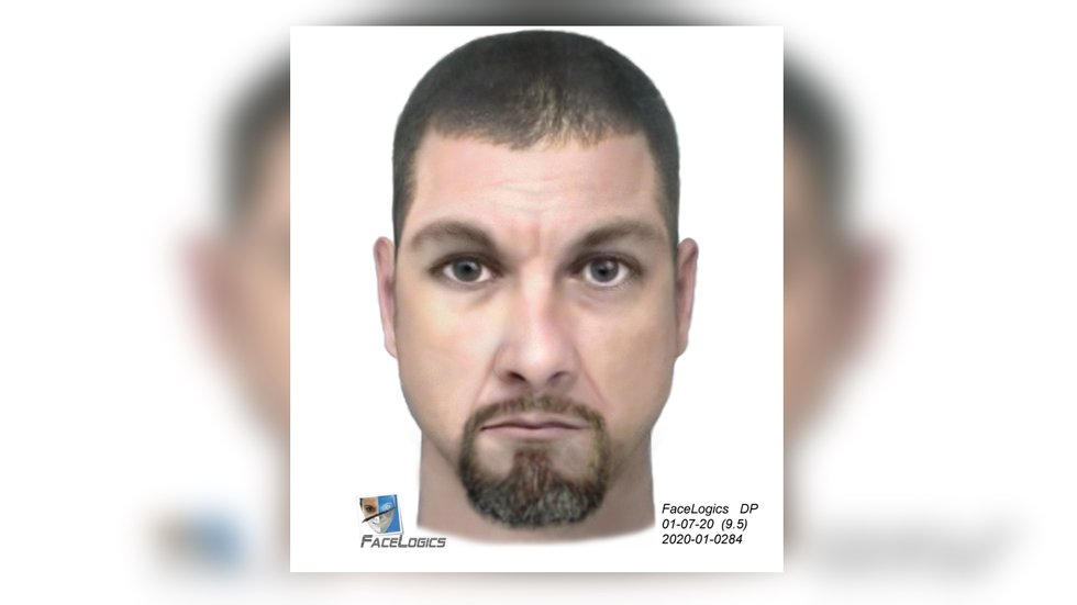 A digital sketch of a sexual battery suspect in North Port accused of attacking a 15-year-old...