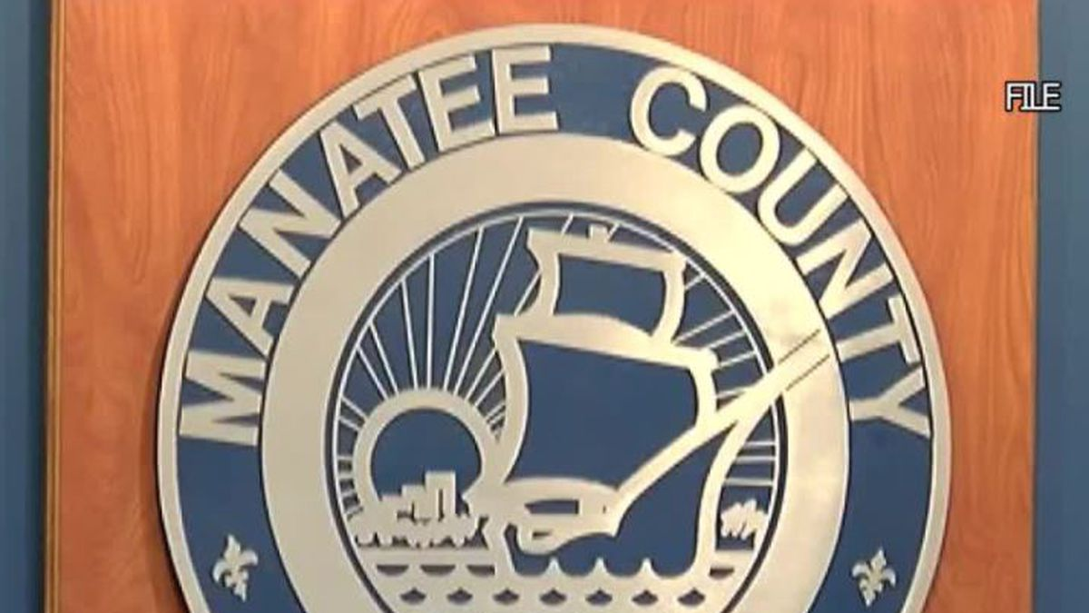 File photo of Manatee County seal