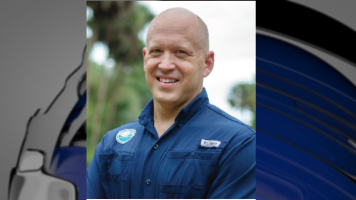 Noah Valenstein, head of the Florida Department of Environmental Protection, is resigning.