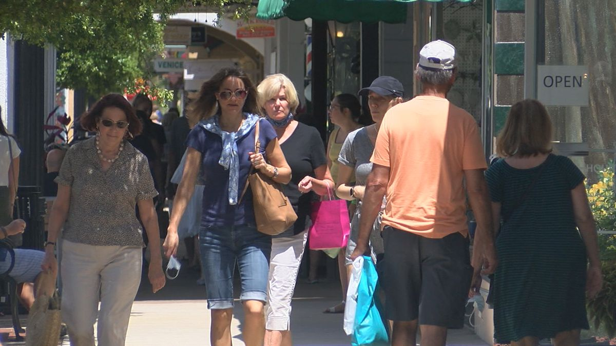 Suncoast residents react to new CDC mask guidance and recommendations.