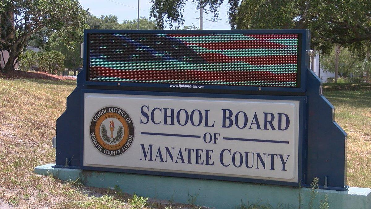 Teacher concerns in Manatee County schools.