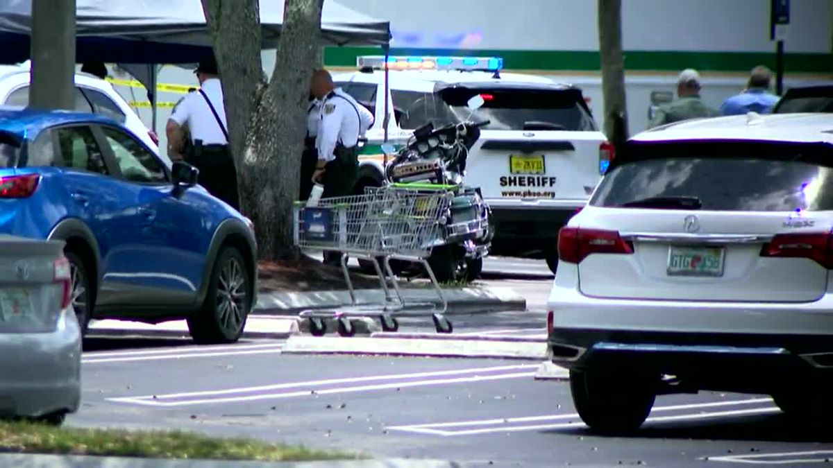 Three people, including the shooting, died Thursday in a shooting at a south Florida Publix.