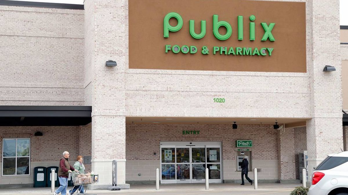 Publix grocery store pharmacies in North Carolina will offer COVID-19 vaccine appointments.