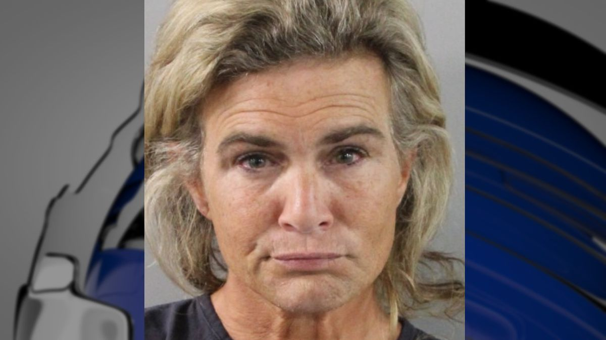 Lee Anne Huff, a 5th grade teacher from Clearwater, was charged with DUI