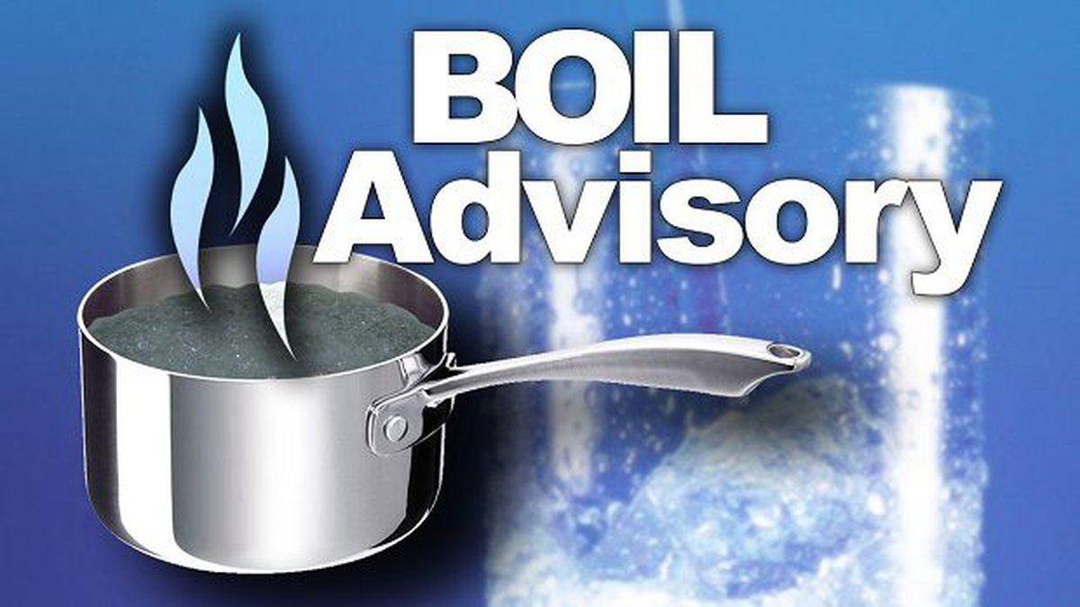 City of Venice issues boil water advisory.