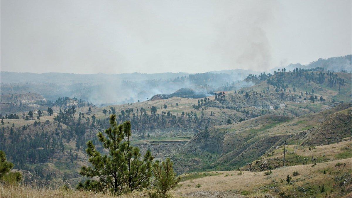 Devil's Creek Fire