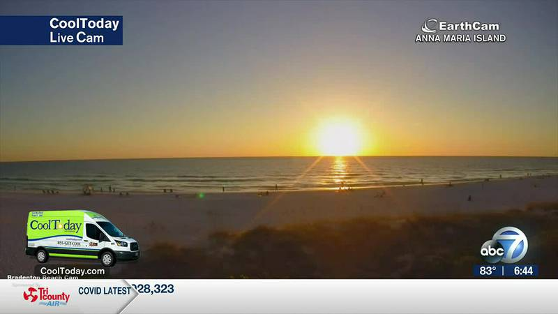 Cool Today livecam powered by Earthcam