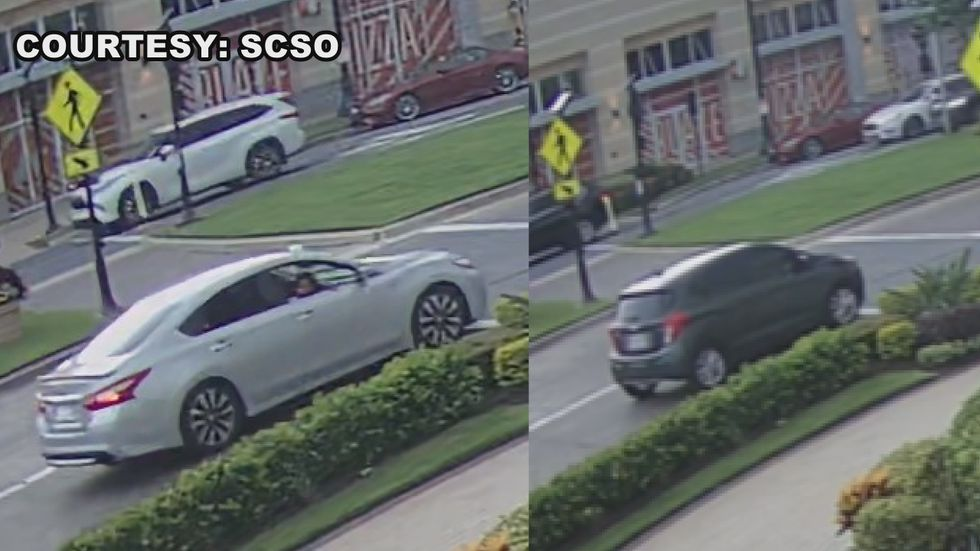 Detectives believe the two involved vehicles include a silver Nissan Altima with the driver's...