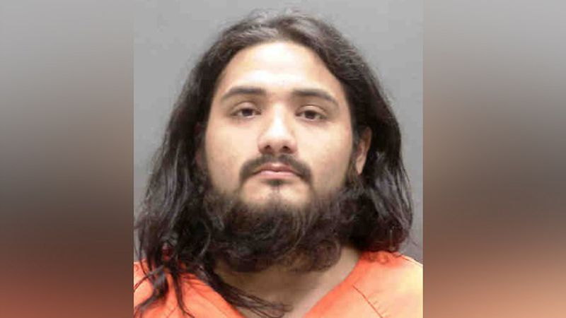 Sarasota Police say Alan Castillo was arrested after provoking a fight at the waffle house.