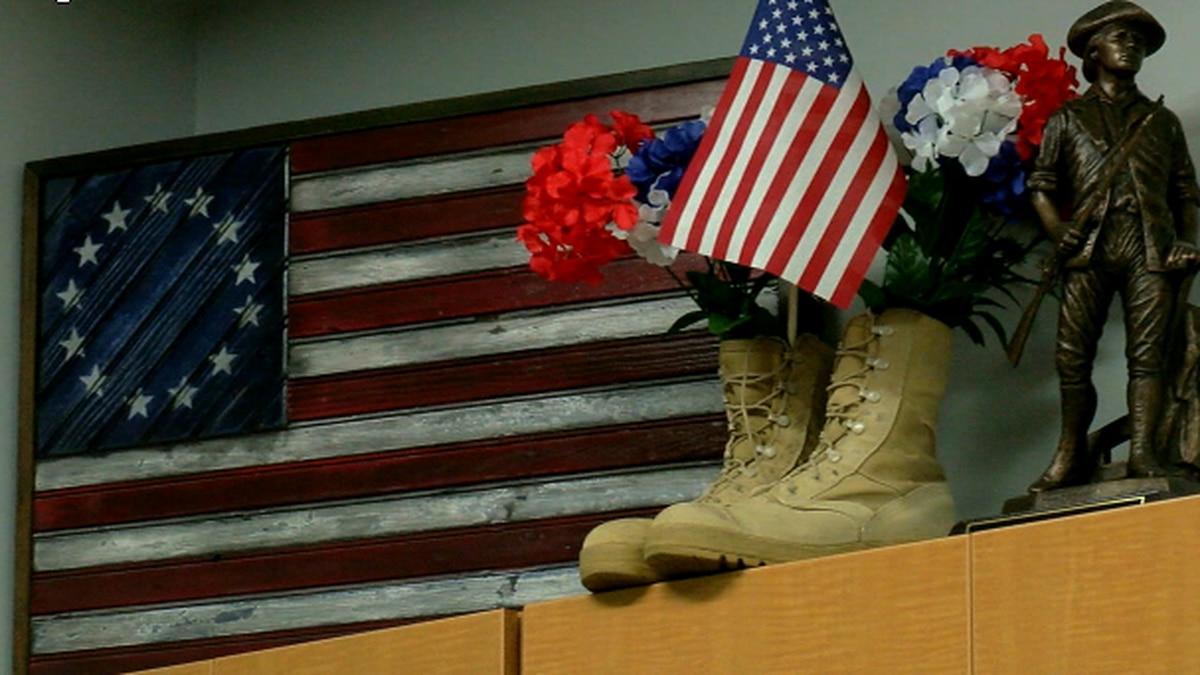 Beck Pride Center serves veterans