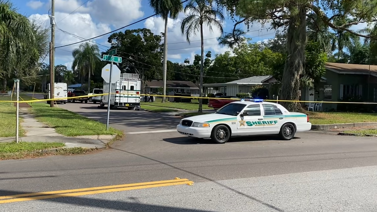 Deputies are investigating a shooting death in Manatee County Tuesday.