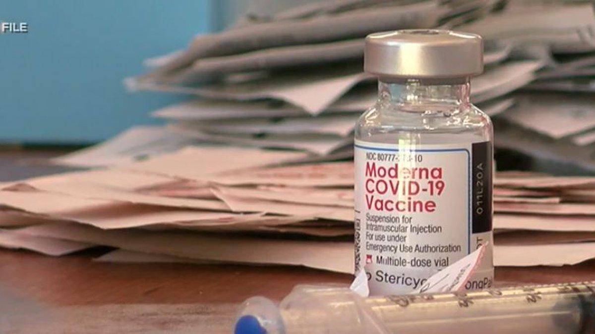 HNN File Image / COVID-19 Vaccine