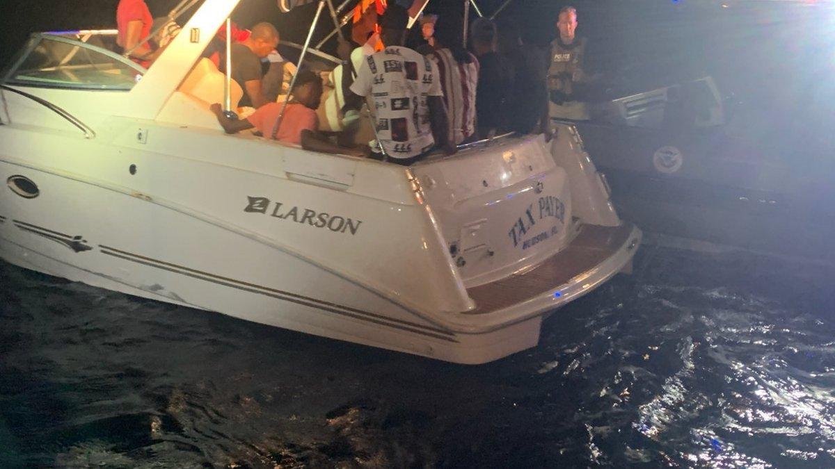 Coast Guard repatriates 20 migrants to Haiti