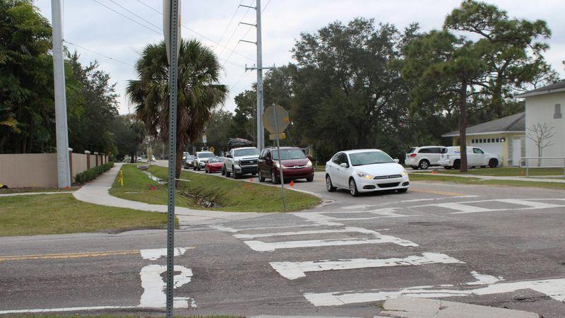Honore Avenue and Ashton Road