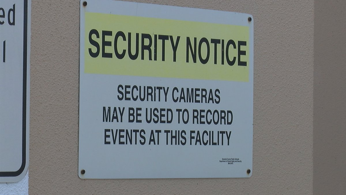 Sarasota and Manatee County Schools have both made major school security changes in the past...