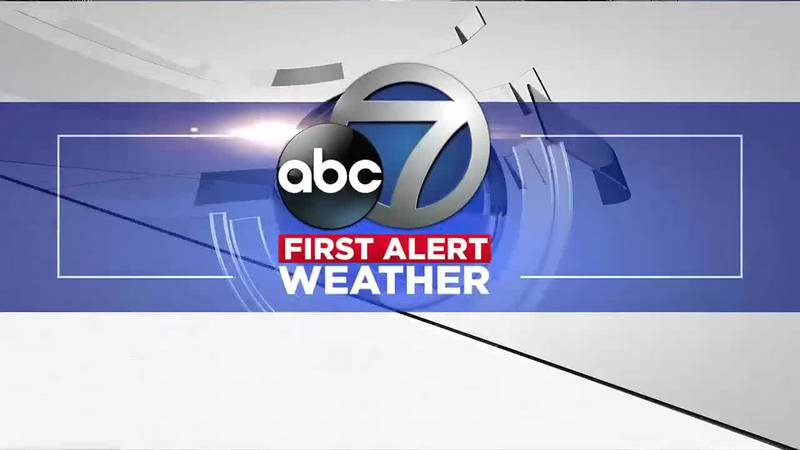 WWSB ABC7 News at 6pm First Alert Weather Monday 10/11/2021