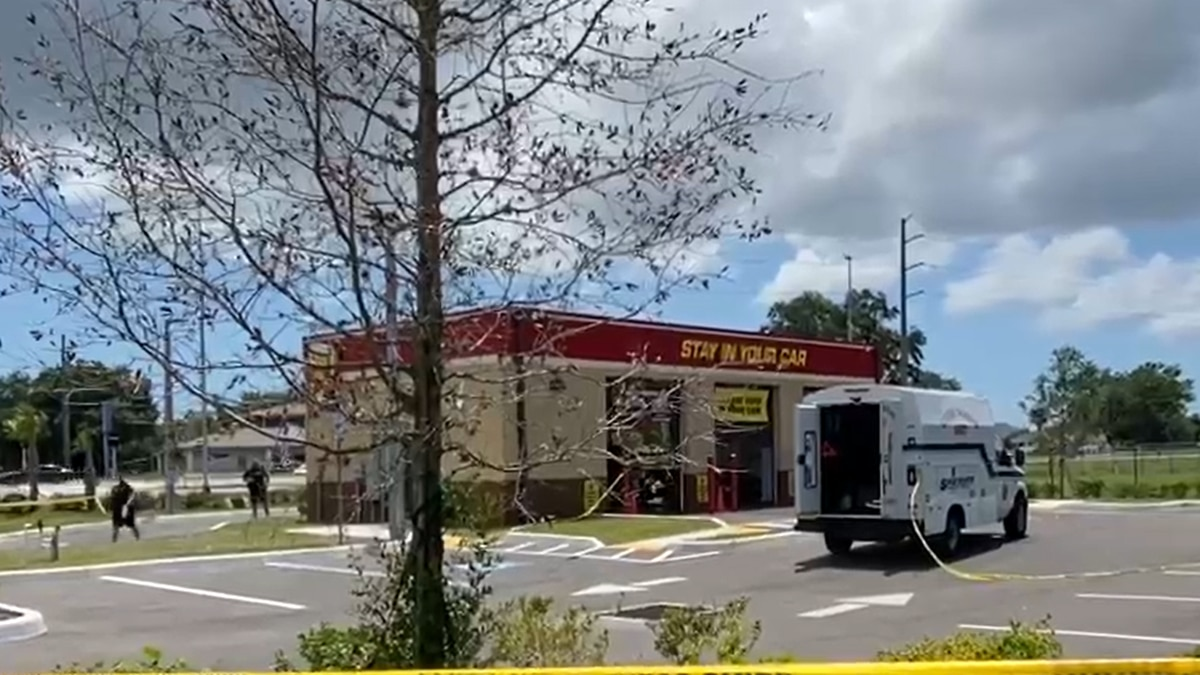 A workplace altercation turned deadly in Bradenton.