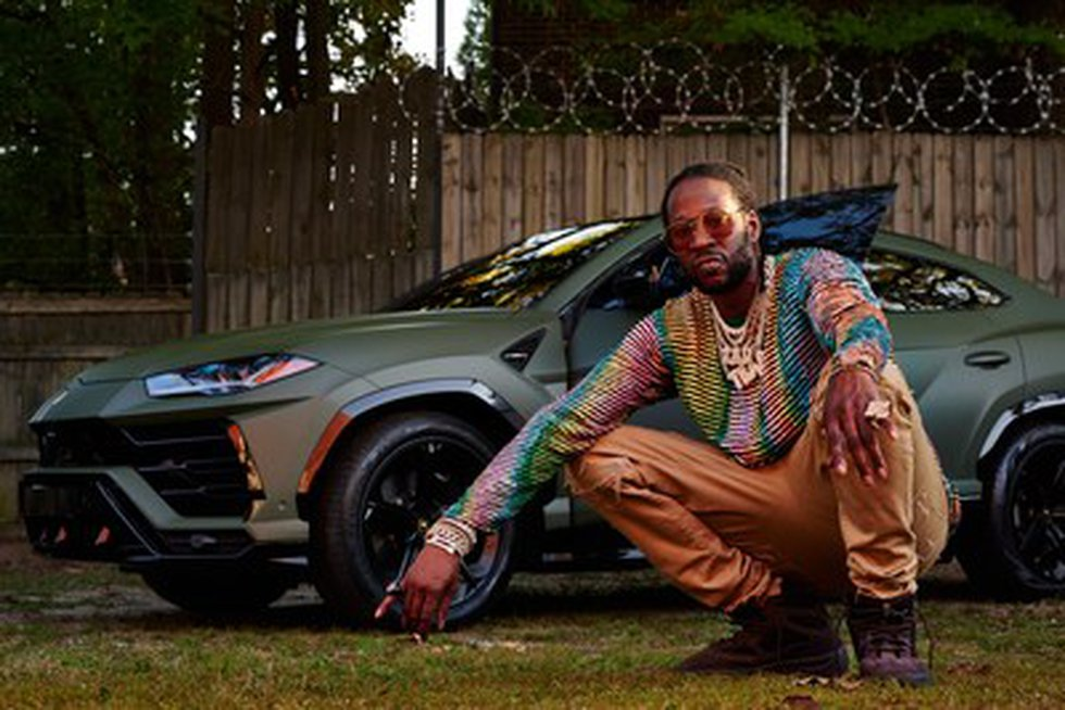 Turo's Treat Yourself Officer 2 Chainz