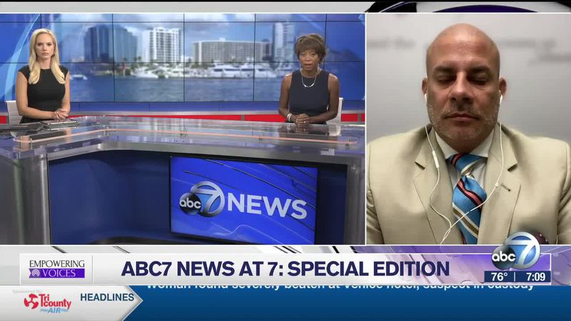 ABC7 News at 7 Roundtable Discussions: April 20, 2021: Part 1