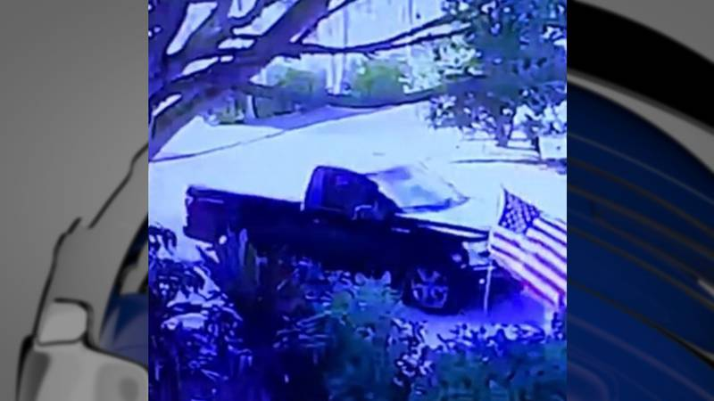 Venice Police are looking for this truck