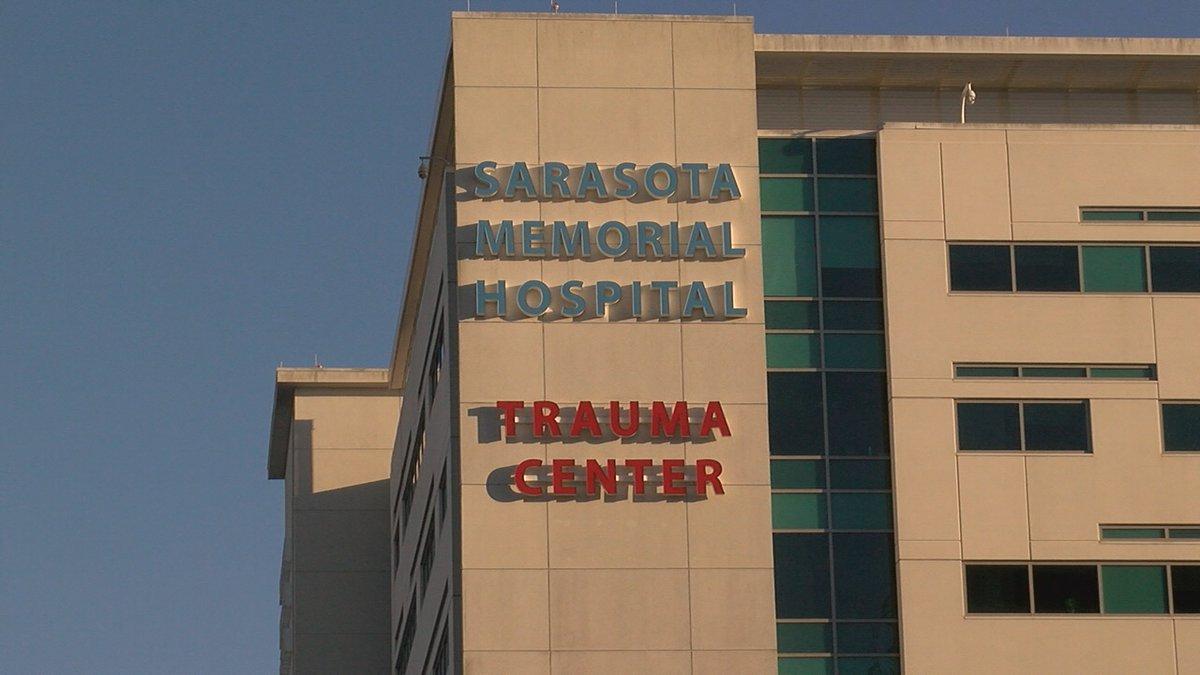 Sarasota Memorial Hospital coronavirus update.