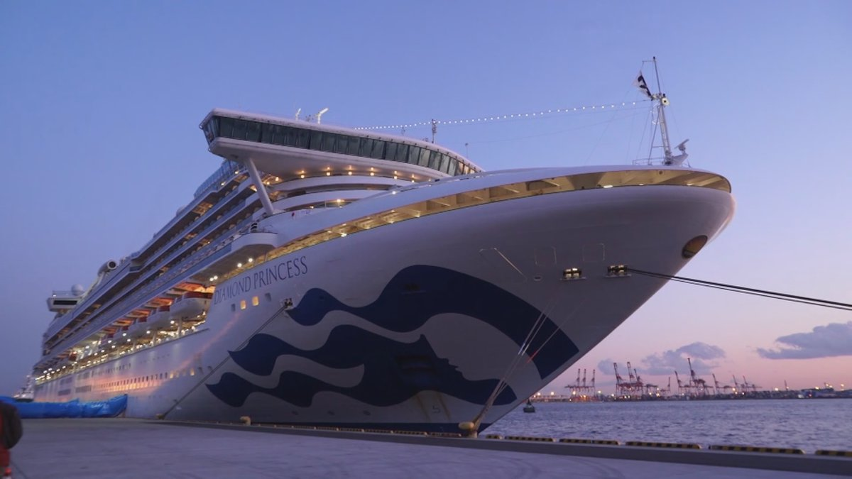 Bookings on the rise as cruises set to sail again.