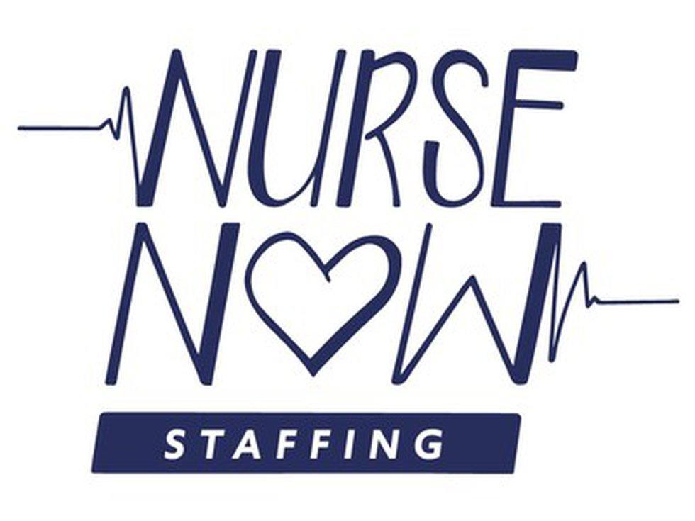 When you need a nurse now! www.nursenowstaffing.com (PRNewsfoto/NurseNow Staffing)