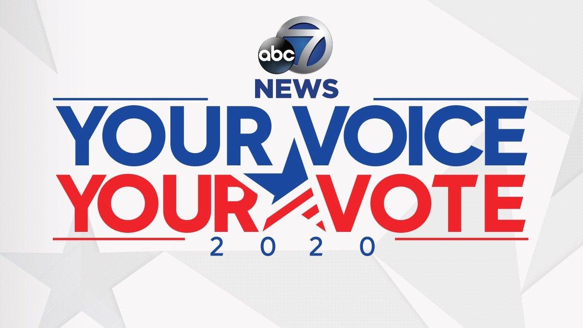 ABC7 News: Your Voice, Your Vote