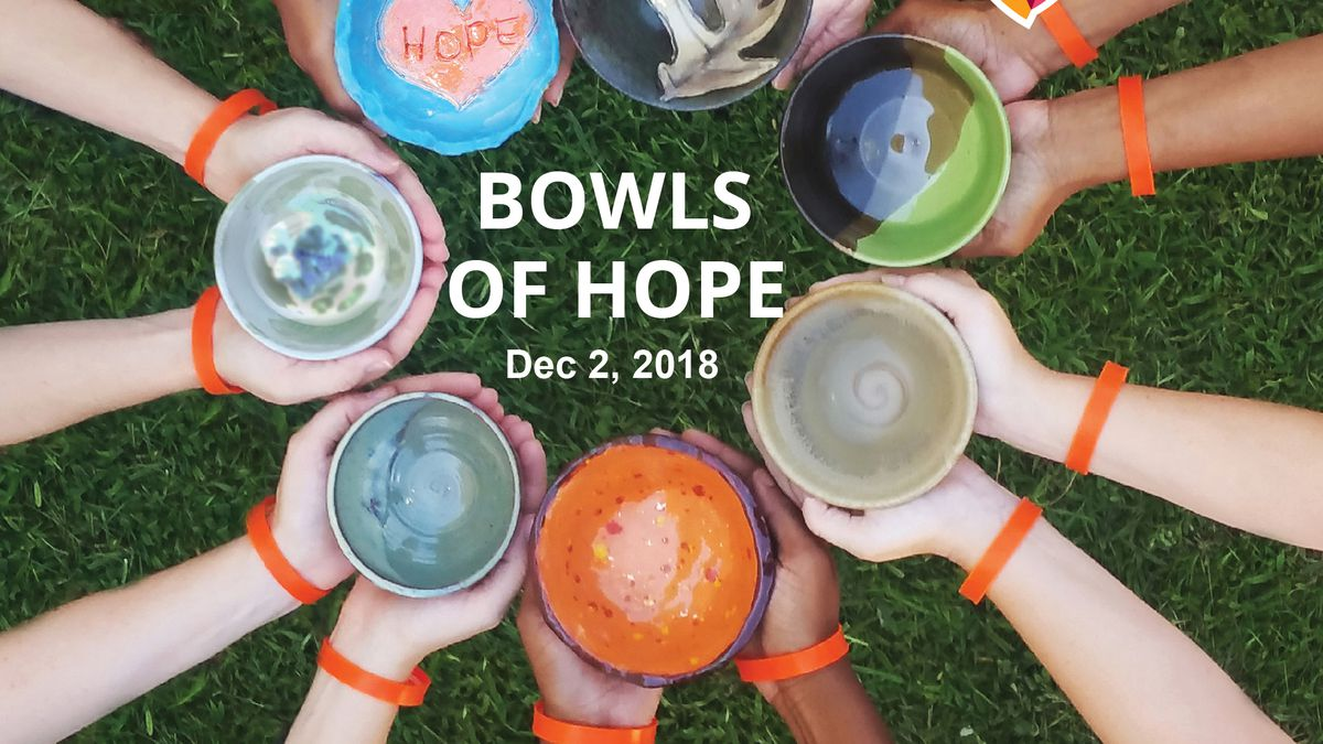 Bowls of Hope returns to Ed Smith Stadium December 2. (Source: All Faiths Food Bank)