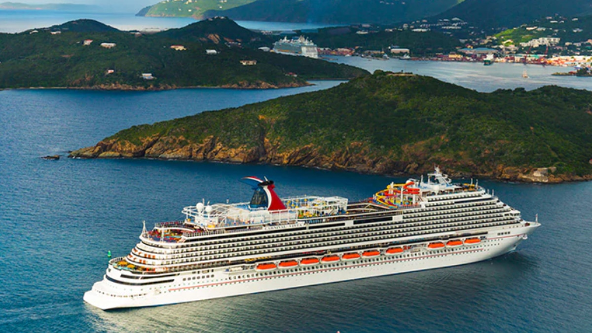 Carnival Cruise Line trips out of New Orleans have been delayed because of COVID-19 and the...