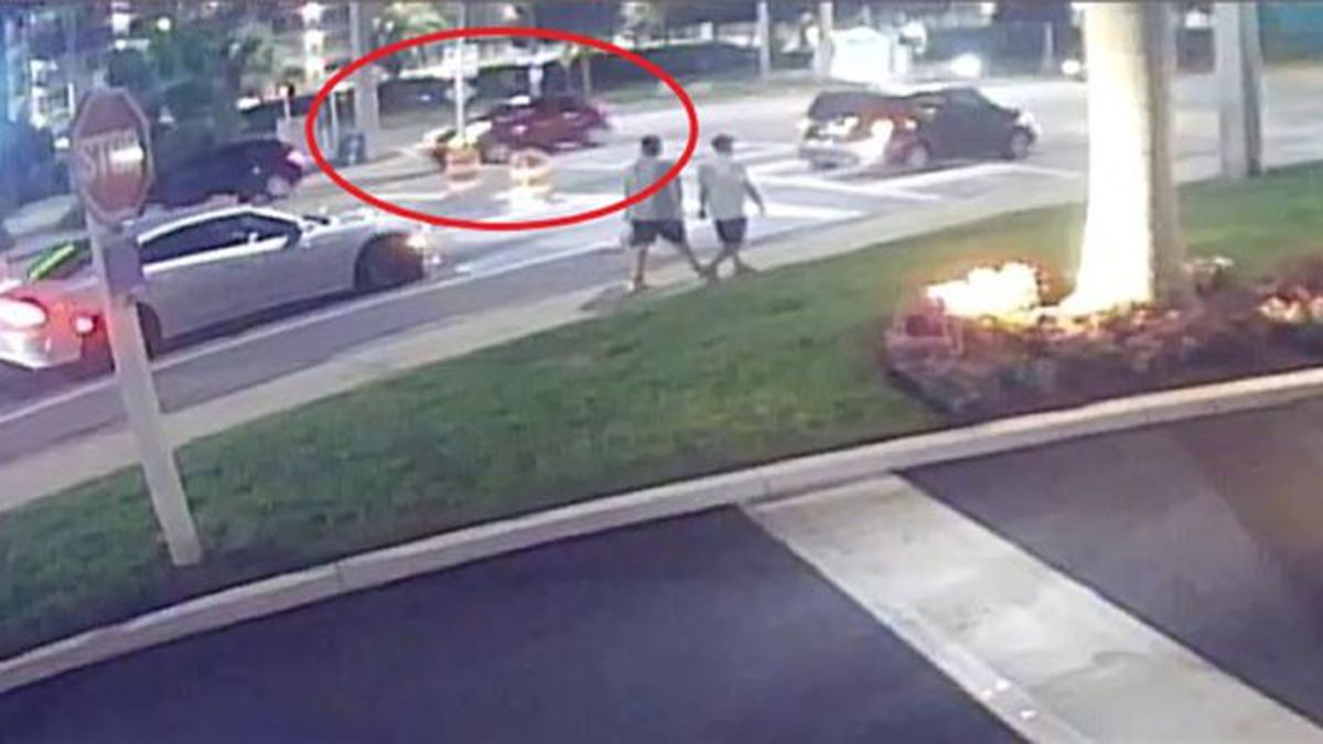Pinellas County Deputies are looking for this vehicle that was involved in fatal hit and run.