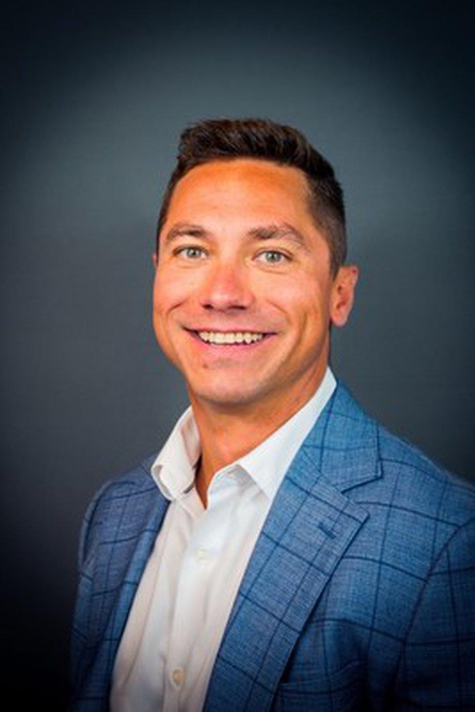 Ryan Morrill, Municipal Finance Relationship Manager for Vectra Bank Colorado