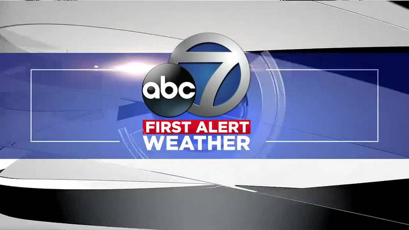 WWSB ABC7 First Alert Weather 6 p.m. Tuesday 10/5/2021
