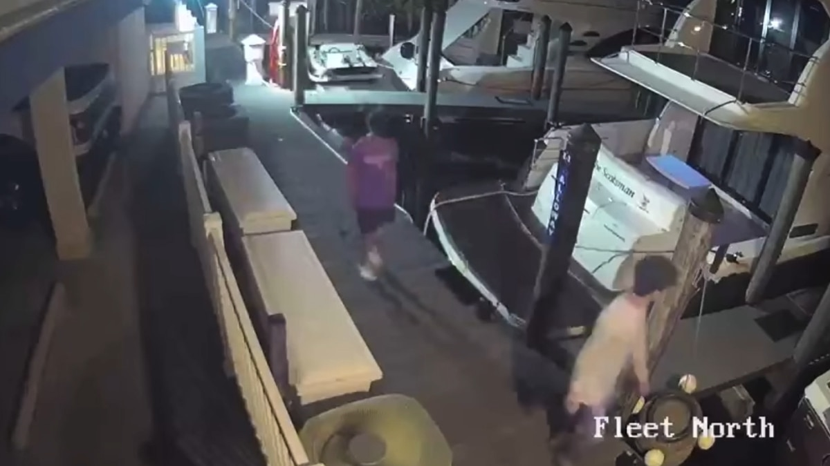 Police are looking for these two people