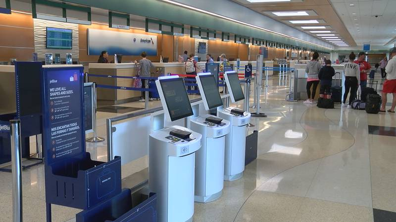 In 2019, SRQ Airport saw about two million travelers.