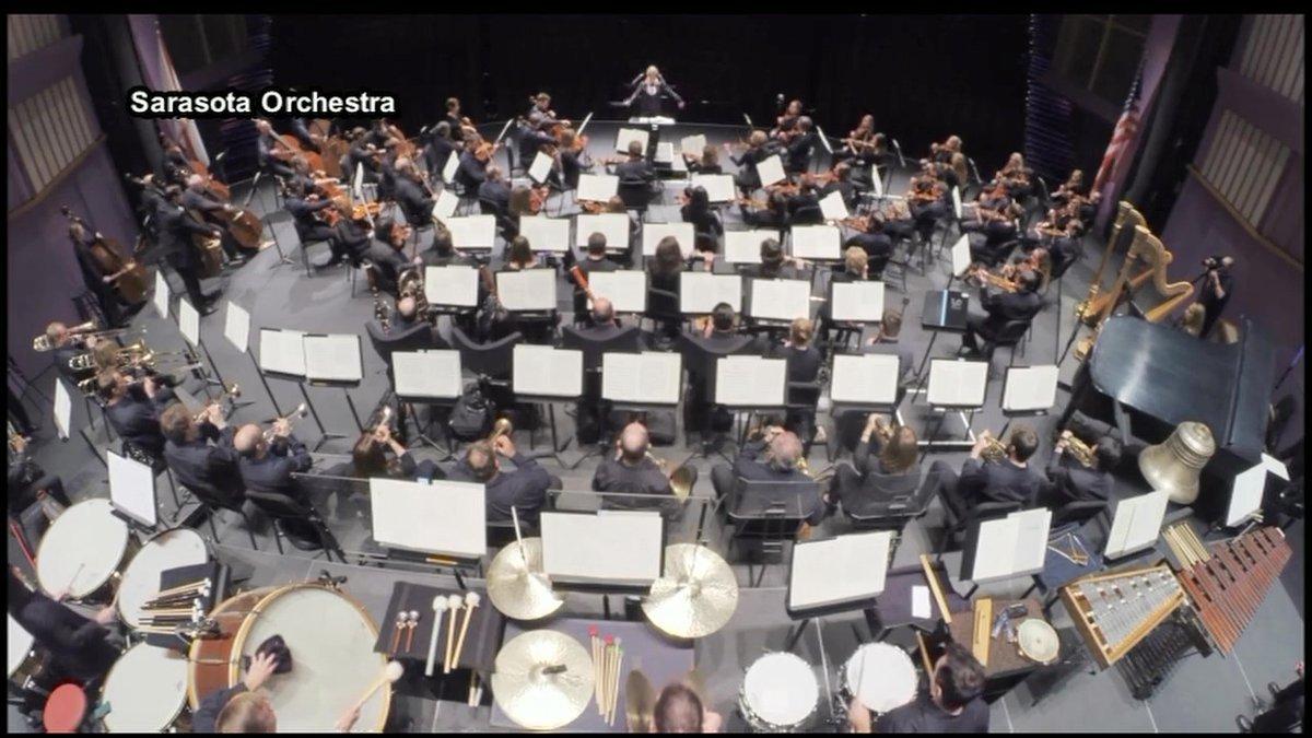 In The Spotlight - Sarasota Orchestra