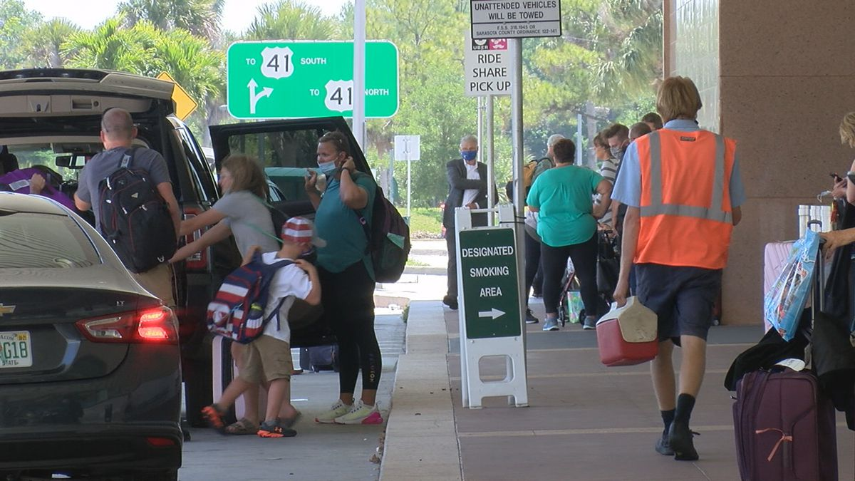 The month of March was the busiest month of all-time at the Sarasota-Bradenton International...
